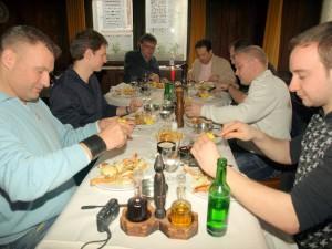 GV2012 Mittagessen